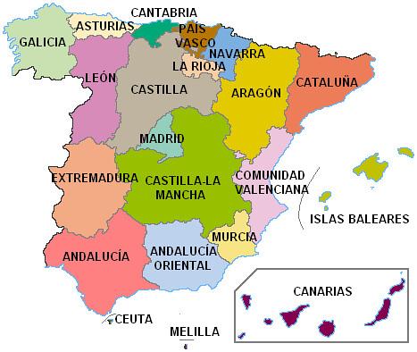 Презентация Достопримечательности Испании На Английском Языке